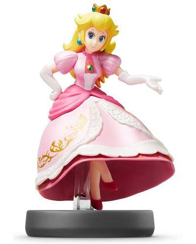 Фигура Nintendo amiibo - Peach No.2 [Super Smash] - 1